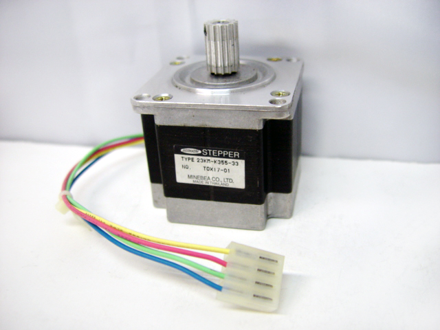 Astrosyn Minebea 23km K355 33 Printer Stepper Motor Ebay