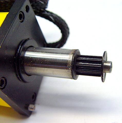 Parker Compumotor Cm161be 00815b Servo Motor Assembly W