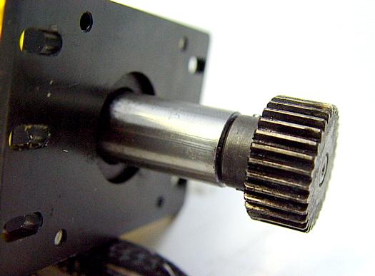 Parker Compumotor Cm161be 117838 Servo Motor Assembly W