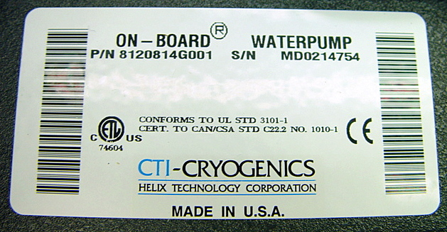 CTI,Cryogenics,8120814G001,picture6